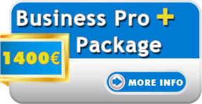 Image of the website design business pro plus package