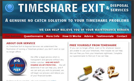 Timeshare Exit & Disposal